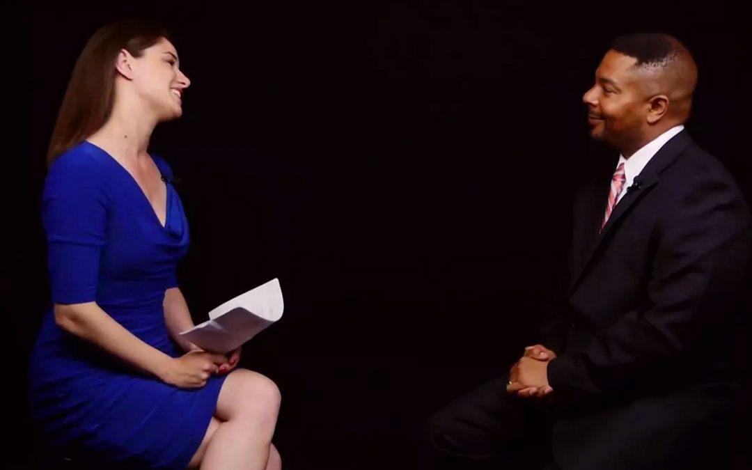 Author Martin Davis Interview